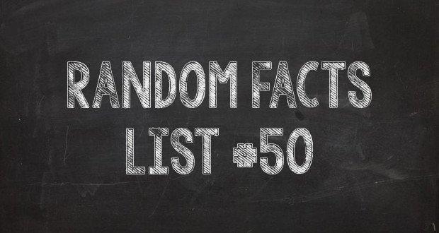 Random Gay Facts 30