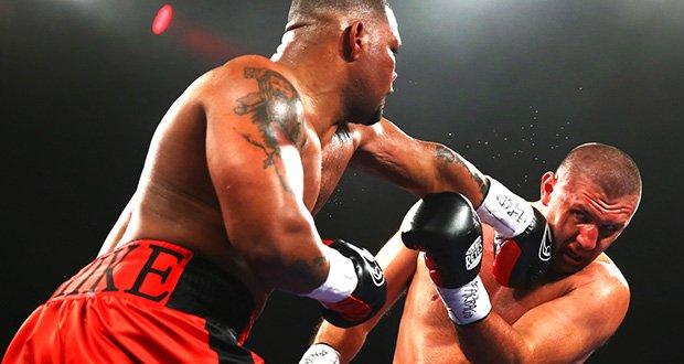 Mike Perez vs. Magomed Abdusalamov
