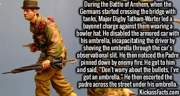 1823 Major Digby Tatham-Warter