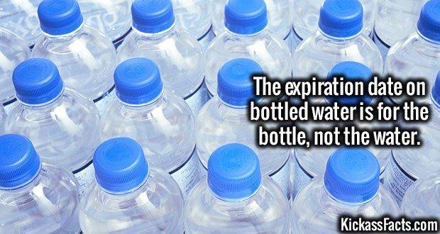 1827 Bottled water