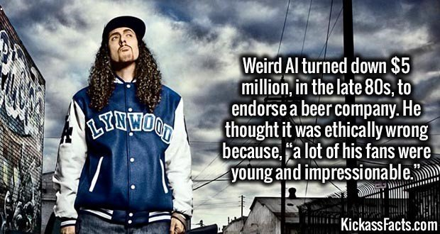 1838 Weird Al