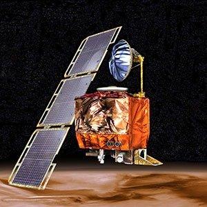 1. Mars Climate Orbiter