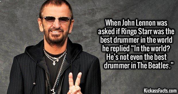 1845 Ringo Starr
