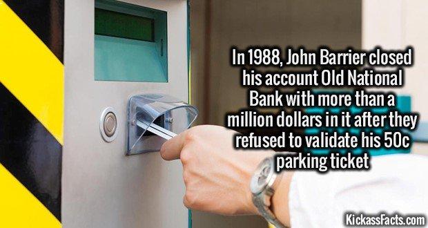 1847 Parking Validation