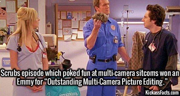 1854 Scrubs Multi Camera Episode