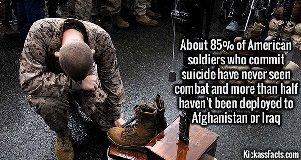1867 Military Suicides