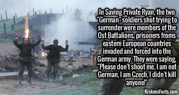 1878 Saving Private Ryan Czech Soldiers