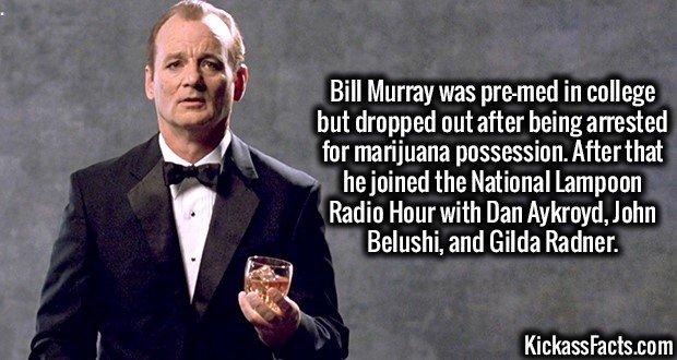 1930 Bill Murray