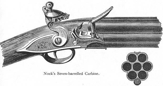 2 - The Nock Volley Gun - 2