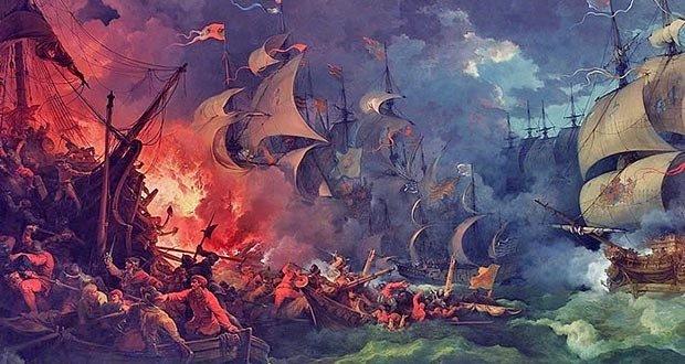 4 - Fireships - 3
