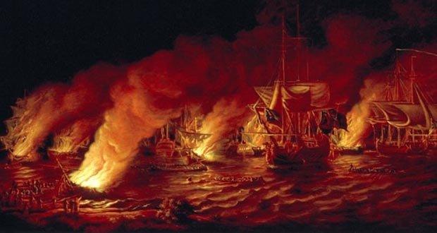 4 - Fireships