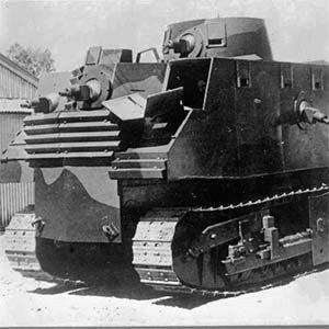 7 - The Bob Semple Tank