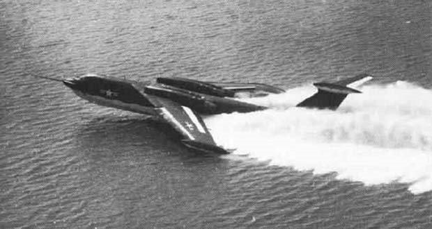 9 - The Martin P6M SeaMaster - 2