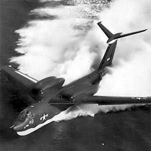 9 - The Martin P6M SeaMaster -3