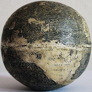 Ostrich-Egg Globe