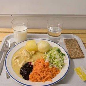 School meals in finland