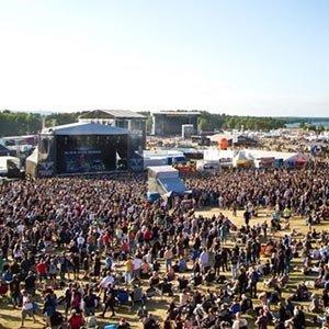 Sweden heavy metal festival