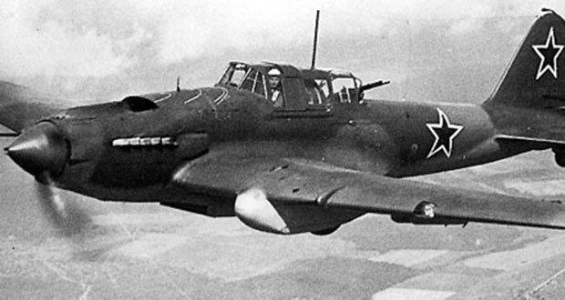 01. Ilyushin Il-2 - 36,183