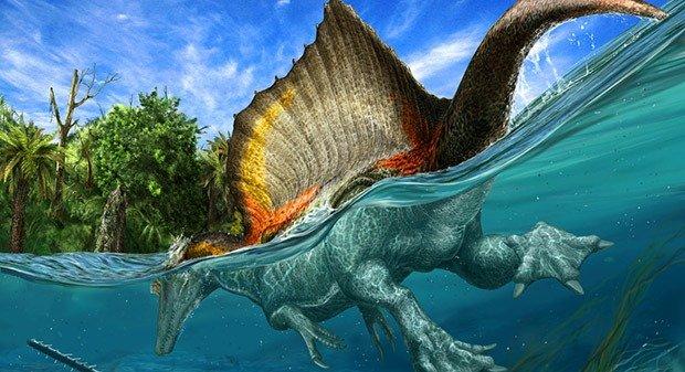 02. Spinosaurus