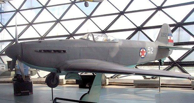 02. Yakovlev Yak-3 - 31,000