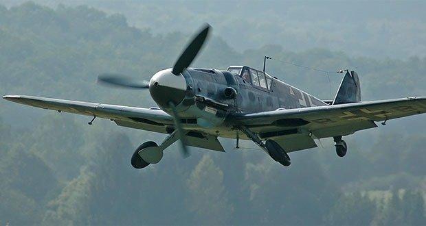 03. Messerschmitt Bf 109 - 30,480