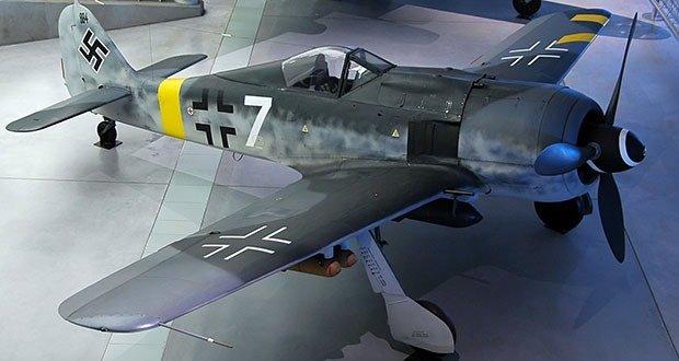 04. Focke-Wulf Fw 190 - 29,001