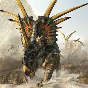 05. Styracosaurus