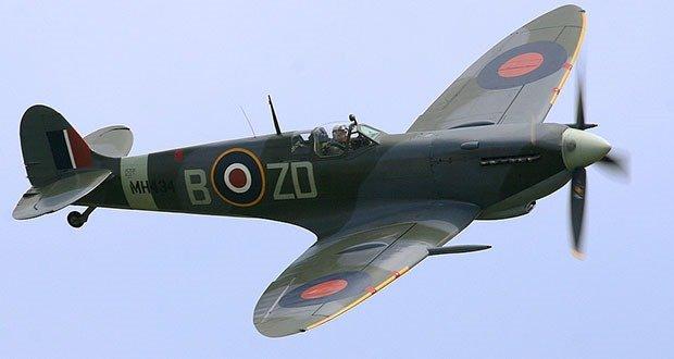 05. Supermarine Spitfire - 20,351