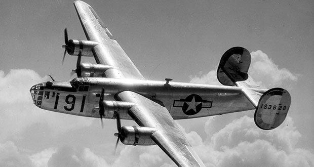 06. Consolidated B-24 Liberator - 18,482
