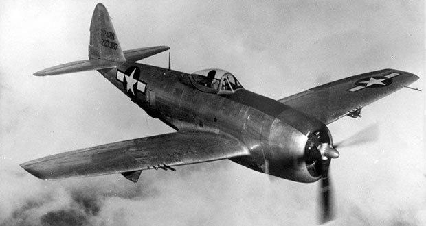 07. Republic P-47 Thunderbolt - 16,231