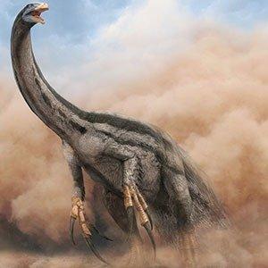 07. Therizinosaurus