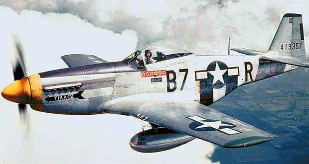 08. North American P-51 Mustang - 15,875