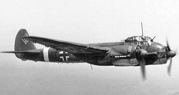 09. Junkers Ju-88 - 15,000