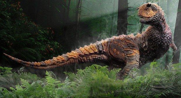 10. Carnotaurus