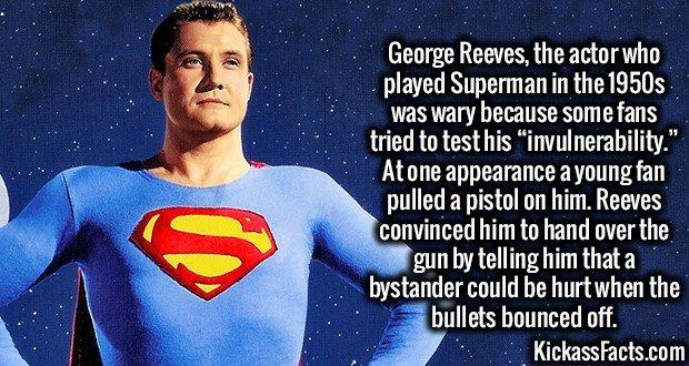 1938 George Reeves Superman