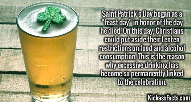 1989 Saint Patrick's Day