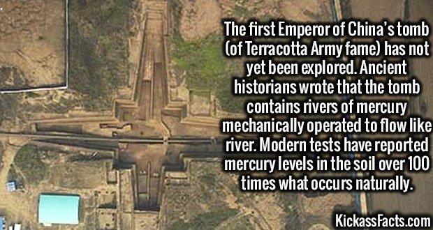 1994 China's Secret Tomb