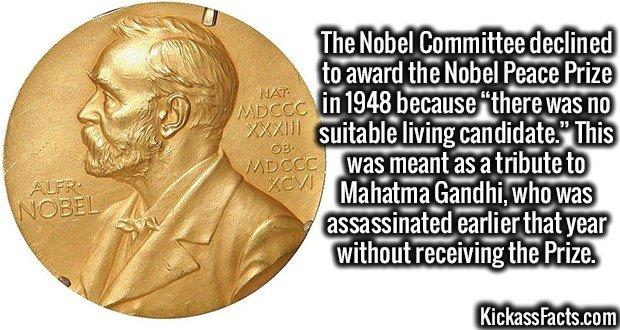 2002 Nobel Peace Prize