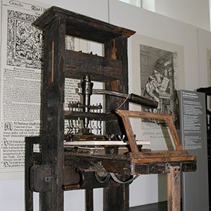 7. The Printing Press