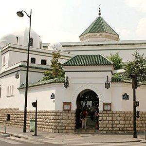 Grand Mosque in Paris
