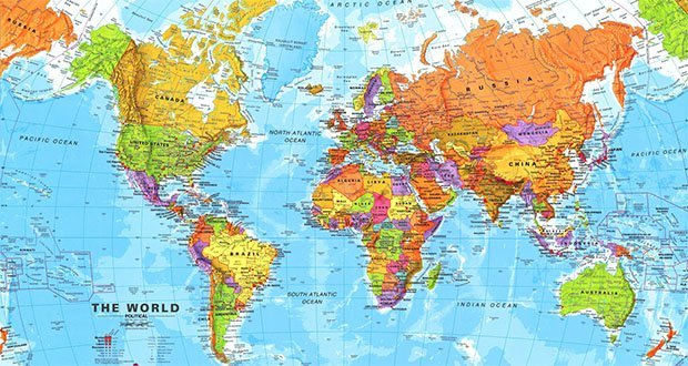 5 world map secrets kickassfacts gumiabroncs Image collections