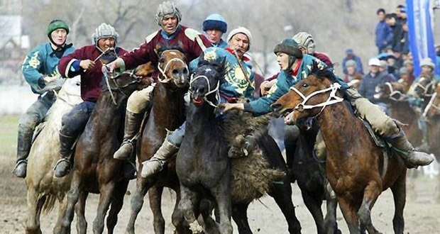 10 Kyrgyzstan
