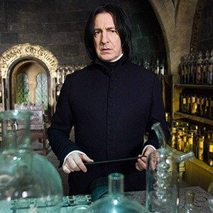 "ALAN RICKMAN as Severus Snape in Warner Bros. Pictures' fantasy ""Harry Potter and the Order of the Phoenix.""  PHOTOGRAPHS TO BE USED SOLELY FOR ADVERTISING, PROMOTION, PUBLICITY OR REVIEWS OF THIS SPECIFIC MOTION PICTURE AND TO REMAIN THE PROPERTY OF THE STUDIO. NOT FOR SALE OR REDISTRIBUTION"