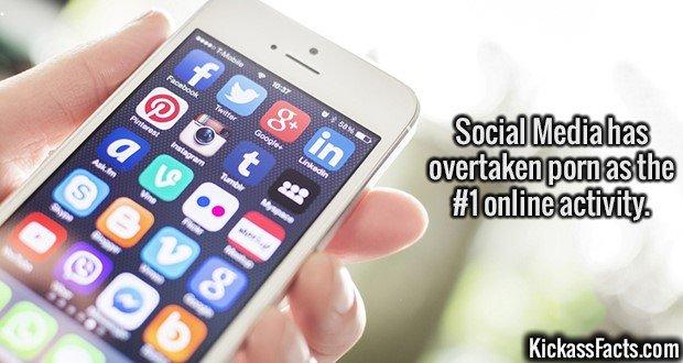 2059 Social Media-Social Media has overtaken p*rn as the #1 online activity.