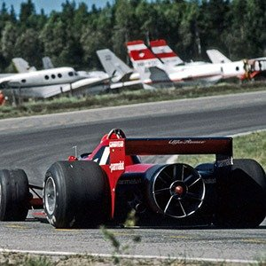 Race winner Niki Lauda (AUT) Brabham BT46B was allowed to keep the result despite the controversial fan at the rear apparently declared illegal and not raced again. Swedish Grand Prix, Rd 8, Anderstorp, Sweden, 17 June 1978. BEST IMAGE