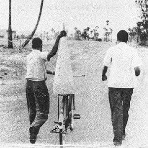 Indian rocket bicycle