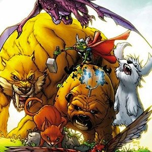 Pet Avengers