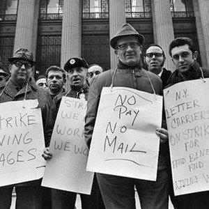 US Postal Service strike