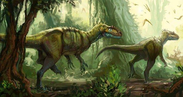 04. Allosaurus