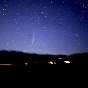 09. Comet Hyakutake